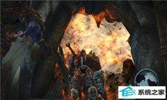 大神传授wiin10系统玩不了暗黑血统战神版游戏的问题