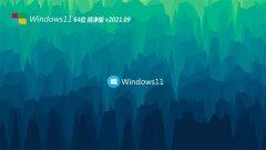 系统之家Win11 推荐纯净版64位 2021.09